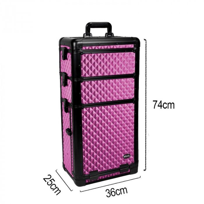 50a2fd48d6 MUA FUSCHIA – Βαλίτσα Επαγγελματική (XL)