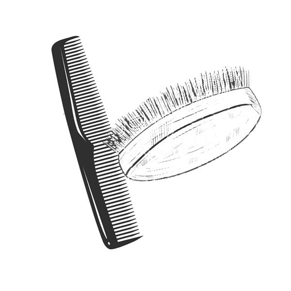 Αξεσουάρ για γένια - μουστάκι