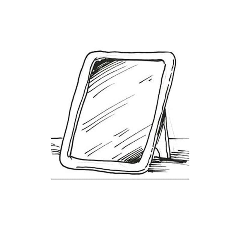 Καθρέφτες κομμωτηρίου