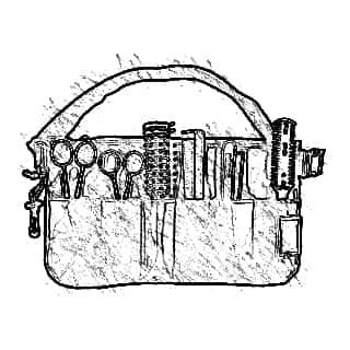 Οργάνωση - Θήκες εργαλείων - Βαλιτσάκια