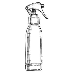 Ψεκαστήρες νερού - Βαποριζατέρ