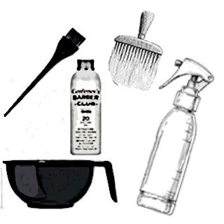 Αξεσουάρ& Εργαλεία Κομμωτηρίου