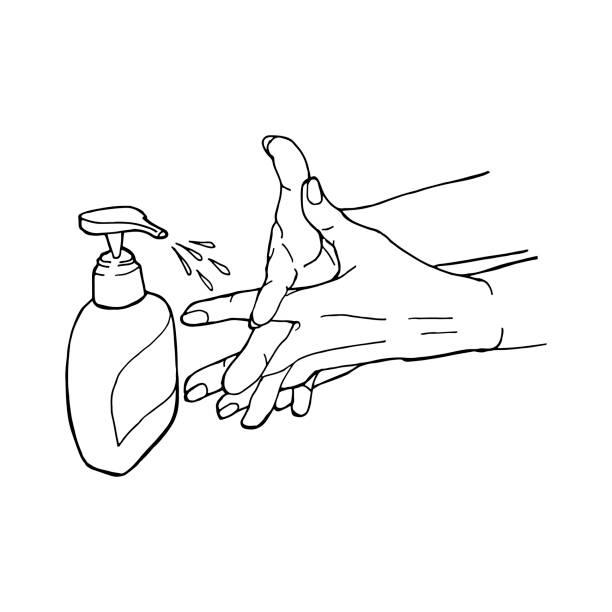 Απολύμανση δέρματος
